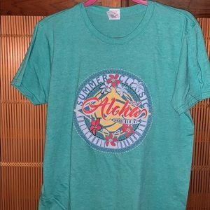 Volleyball Tournament T Shirt Aloha Classic